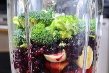 Food - Green Smoothies / The health kick that is Green Smoothies... so tasty and soo good for you!