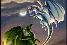 Dragons & Wizards & Magical Beasts / by Kim Koberstein