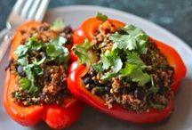|| vegan lunch & dinner / by Petra Püngüntzky