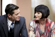 Miss Fisher's Murder Mysteries / Great Aussie TV Series / by Lesley McDermid