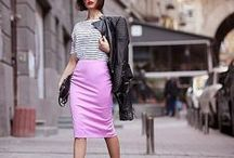 Fashion: Work + Office Outfits / Awesome inspiration for what to wear to work when you want to still look stylish.