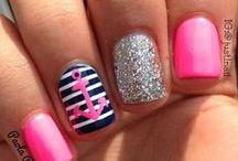 Nails Nails Nails / by Kandi Newcomer