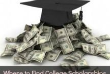 Scholarships + $Financial Aid