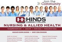 Programs Offered / by Hinds Community College