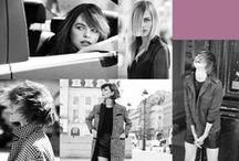3Suisses & Jean Louis David / Pour ne pas commettre de fashion faux-pas, voici les tendances coiffures  du moment : sexy, boyish, grunge, teenage, sur fond d'inspiration seventies et eighties.