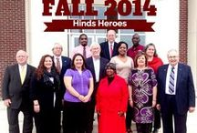 Hinds Highlights / Get the latest on Hinds Community College student, faculty & alumni awards, honors and recognition!   / by Hinds Community College