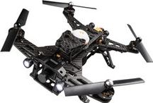 Racing Quadcopters