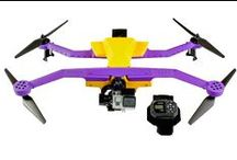 Auto Follow Quadcopters