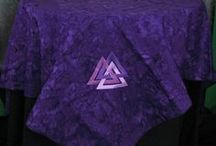 Altar Cloths / We have made (and sold!) so many Altar Cloths, the popular product deserves its own section!