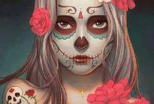 Halloween et fête des morts / Booooooooooooooooooooooooooooo