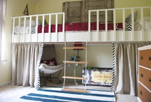 Kids Rooms / by Aria Bethards