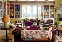 A Woman's Home is Her Castle / Inspiring interiors. / by ApartmentCat