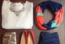 My Style / Wishing all of these were in my closet! / by Sue Clemens