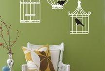 Imagina vinilos decorativos / Imagina cualquier imagen o diseño y crea tus propios vinilos decorativos. Podrán decorar tu salón, tu despacho o tu habitación. ¡Descubre unas cuantas ideas en este tablero!
