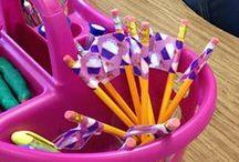 Kindergarten classroom!  / by Rachel Toner