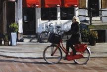Richard van Mensvoort paintings