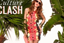 Culture Clash / Print on print and WOW shapes - culture clash is all about making a standout statement. / by Lipsy London