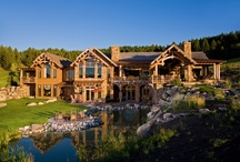 Mountain Luxury / Luxury Homes in Montana