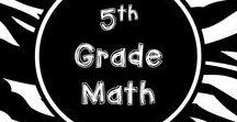 3 Wild About 5th Grade Math
