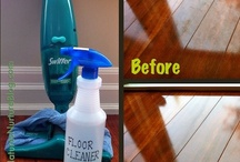 Cleaning - elbow greese & the know how / by Melissa Bode