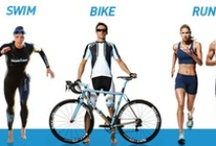 Swim, Bike, Run Season! / Everything triathlon related.. / by Paragon Sports