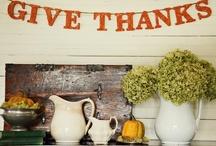Fall Decor / Fall Decor Ideas for Your Home