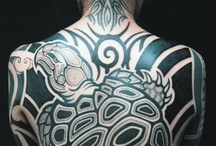 Tattoo / by Lachlan Widdison