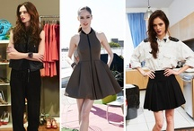 The Face Style: Coco / The most chic ensembles donned by supermodel mentor Coco Rocha on the set of upcoming Oxygen show, 'The Face.' http://the-face.oxygen.com/ / by Oxygen