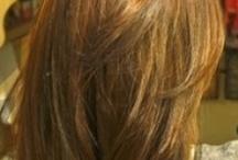 Hair cut ideas / by Elyse Matthews