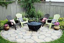 Backyard Ideas / by Melissa Bode