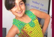 Craft & Designs / Knitting and Crochet ideas