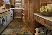 Utility + Laundry Rooms
