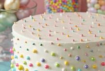 Cake decorating / by Melissa Bode