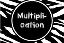 Wild About Multiplication