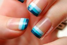 {beautiful nails} / by Tammy @ Hello Sunshine Home Decor