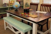 Homeschool / by Tammy @ Hello Sunshine Home Decor