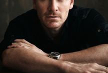 Michael Fassbender / by Noreen Finister