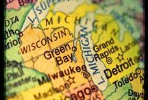 On Wisconsin! / Wisconsin's my home state; I've spent my life here, and as excited as I am to get out into the world and get my career going, there's no denying the effect Wisconsin has had on my life.   / by Nikki Nauman