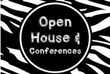 Wild About Conferences/Open Houses