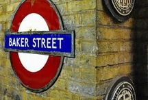 London / When a man is tired of London, he is tired of life; for there is in London all that life can afford.  Samuel Johnson