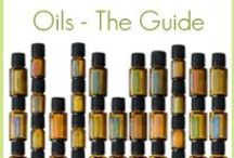 Essential Oils / by Melissa Bode