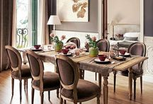Dining Room Inspiration / by Shelley Musleh