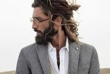 Happy to be a Pogonophile / Celebrating the beauty of Bearded Men