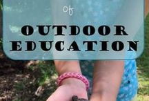 Outdoor Education / Outdoor education ideas that can be used when staying at Bosinver Farm Cottages in Cornwall. Great ideas for home schoolers for outside learning that is also fun. Home school away from home.