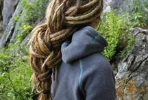 Hair. / featuring beautiful hair-do's and, more recently, my pretty serious thing for dreadlocks.  / by Ashley Adair