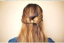 Hairstyles / by Morgan Steinberg