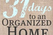 Organization <3 / by Jessica Anne