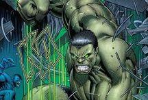 HULK & Co / Hulk , Red Hulk , Grey Hulk , She-Hulk , Skaar etc. Marvel Comics