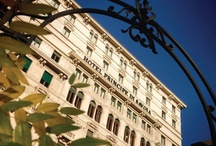 Hotel Principe di Savoia, Milan / Dominating Piazza della Repubblica, the luxury five-star Hotel Principe di Savoia has been the home of international travellers and cosmopolitan society in Milan since the 1920's. This luxury hotel offers a winning combination of Old World luxury, together with the latest technology and innovative designs. It is conveniently located in Milan city centre, near major attractions and the shopping district. / by Dorchester Collection