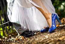 Winter Blue Wedding Ideas / by Cassandra Turner